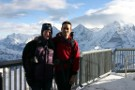 Debbie And Nick On The Schilthorn