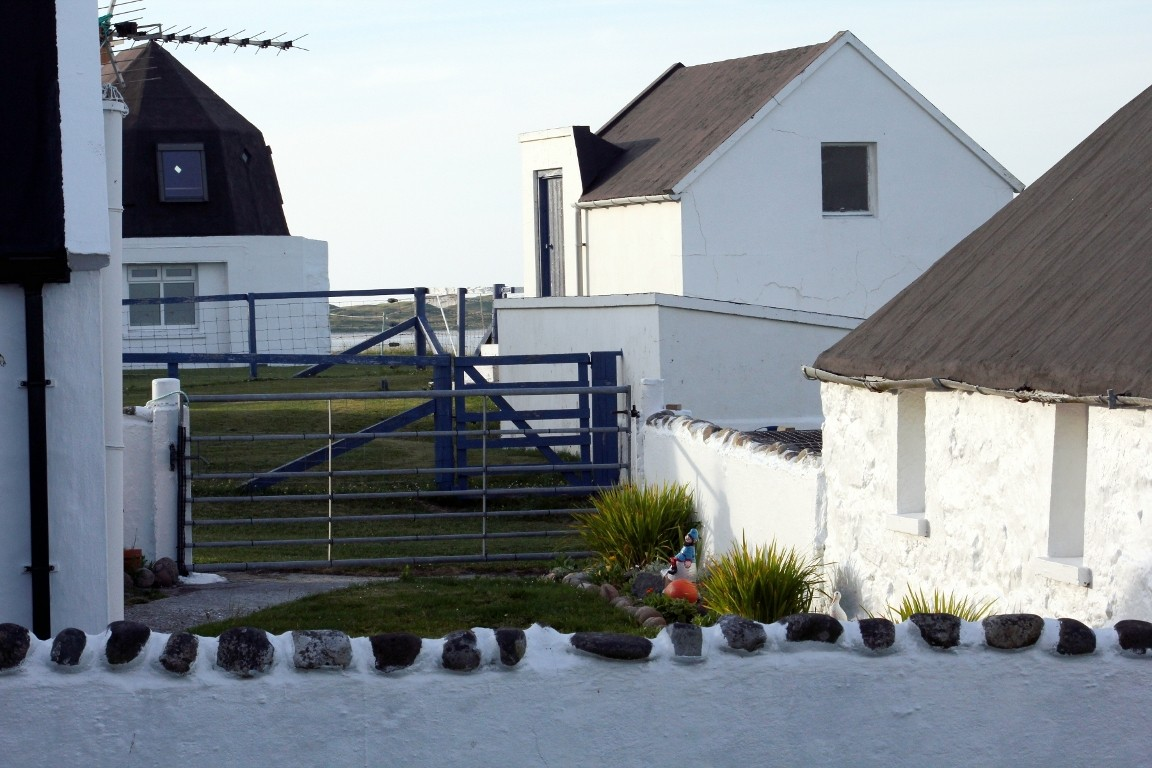 View From Cottage, Tiree