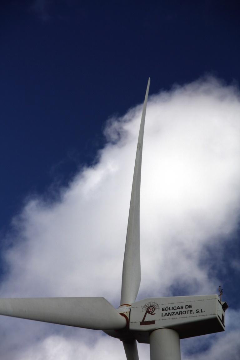 Wind Turbine, Los Valles