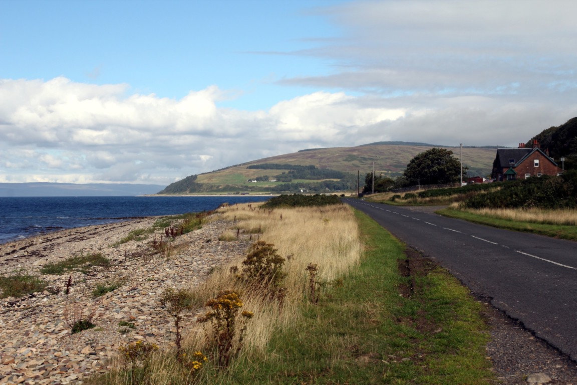 Machrie Bay, Arran