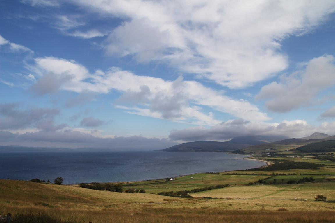 Machrie Bay From Torr Righ Beag, Arran
