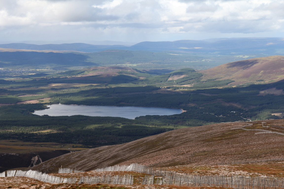 View from Cairn Gorm
