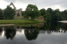 Bolton Abbey And River Wharfe