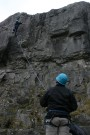 Jane Belaying Andy, Twisleton Scars