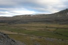 View From Twisleton Scars, Ingleborough To Right