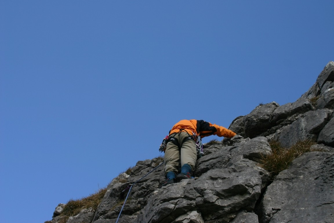 Nick Leading, Attermire Scar