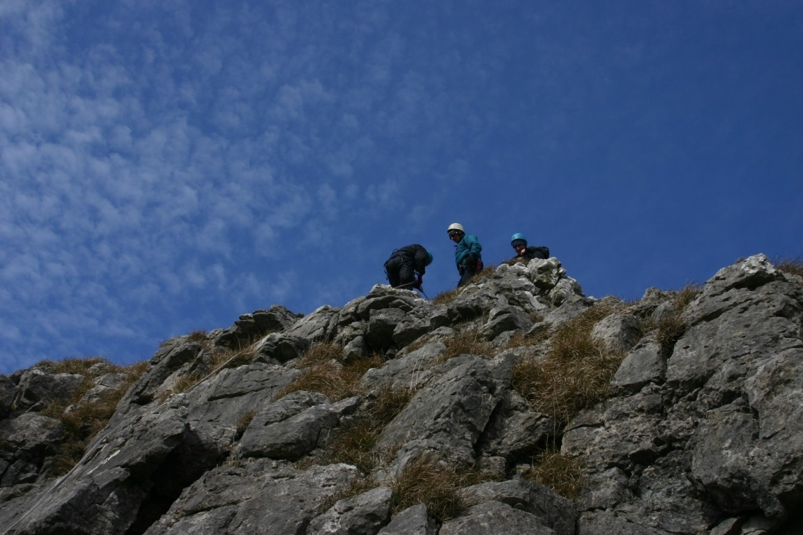 Jane, Harold And Andy, Attermire Scar
