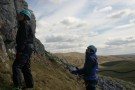 Jane And Lucy, Attermire Scar
