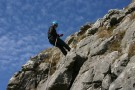 Jane Abseiling, Attermire Scar