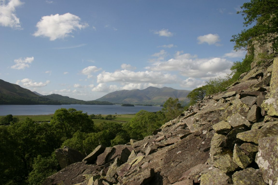 View From Raven Crag