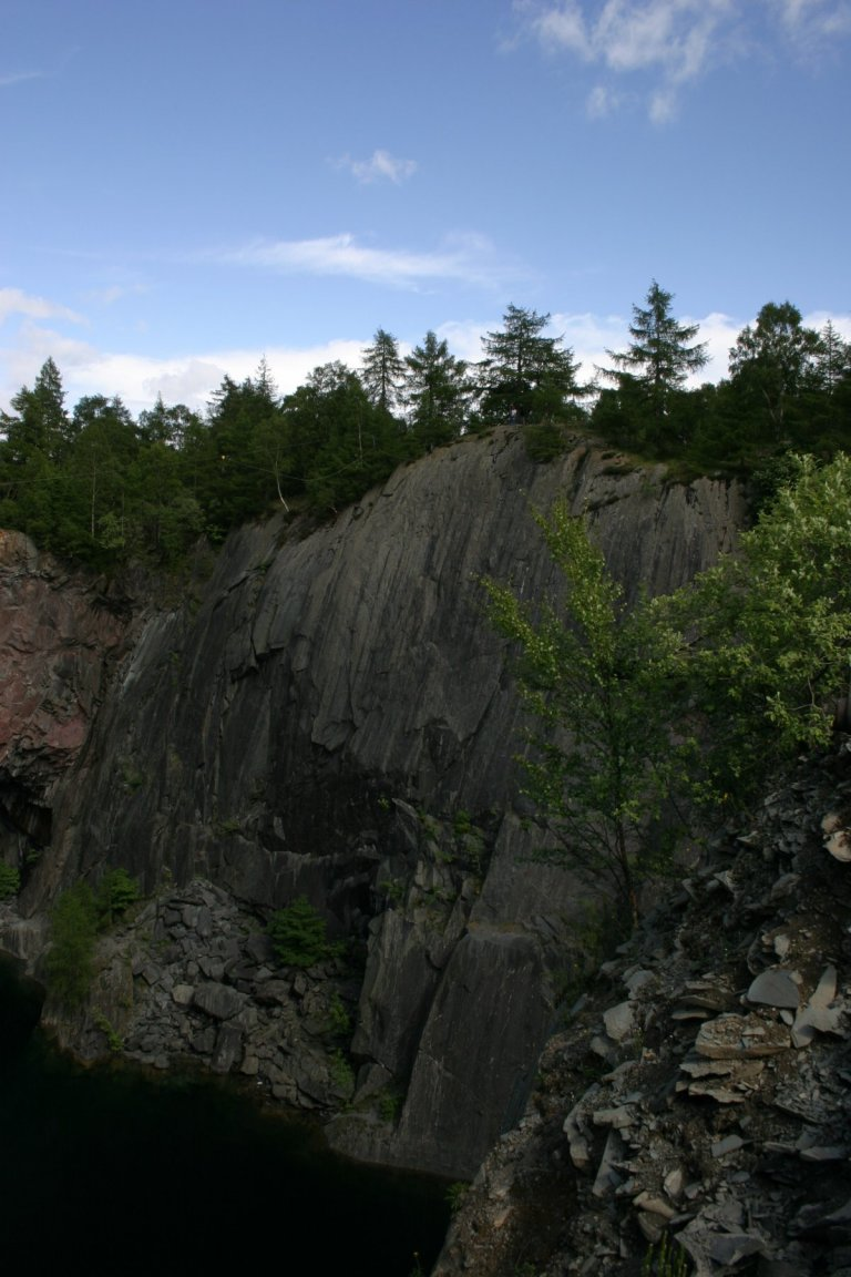 Cathedral Quarry Area