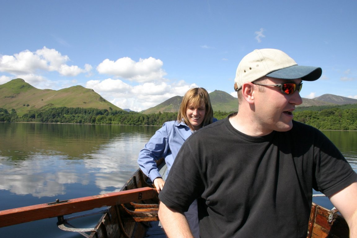 Jane & Will, Derwent Water