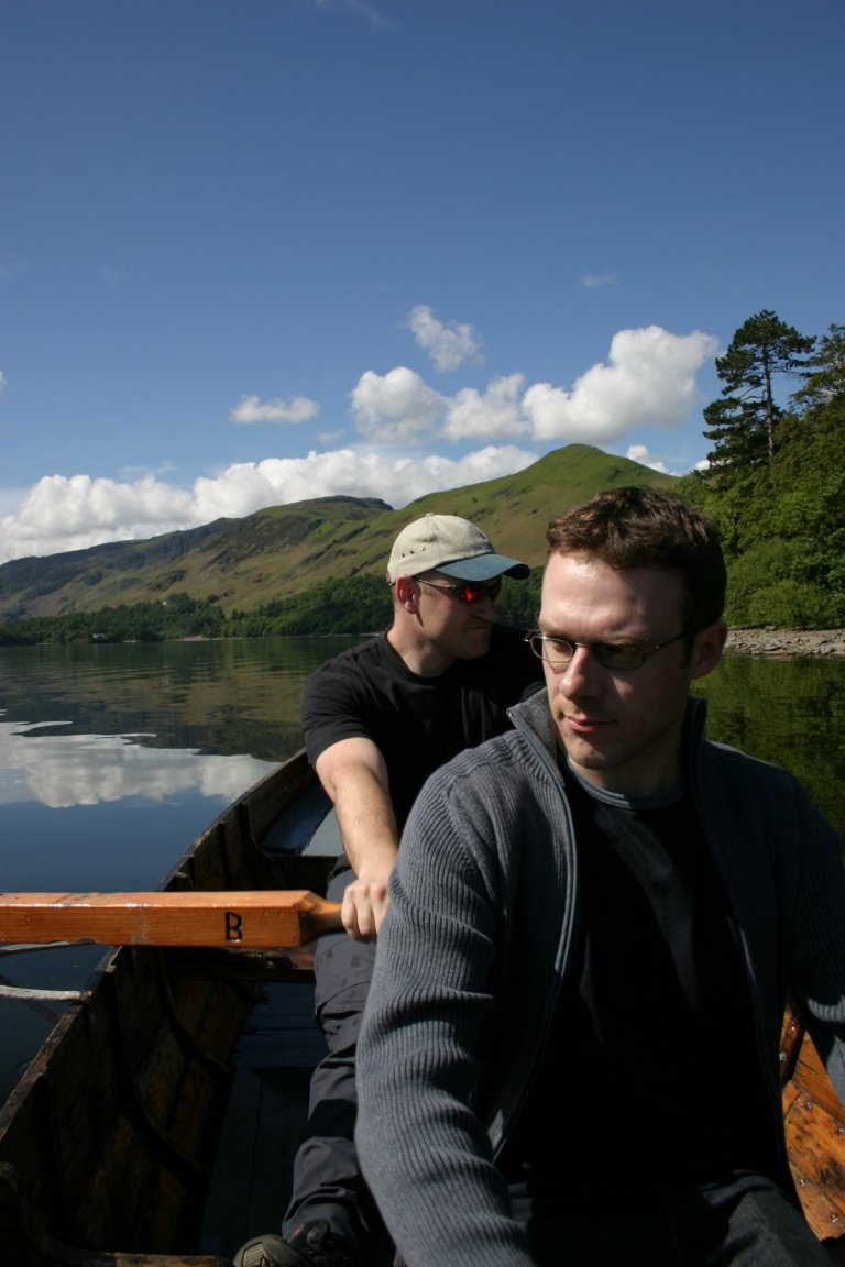 Will & Pete, Derwent Water