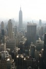 View From Top Of GE Building, Rockefeller Center