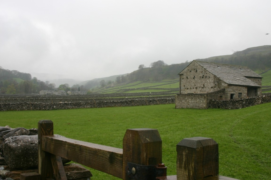 A Field On Way To Kettlewell