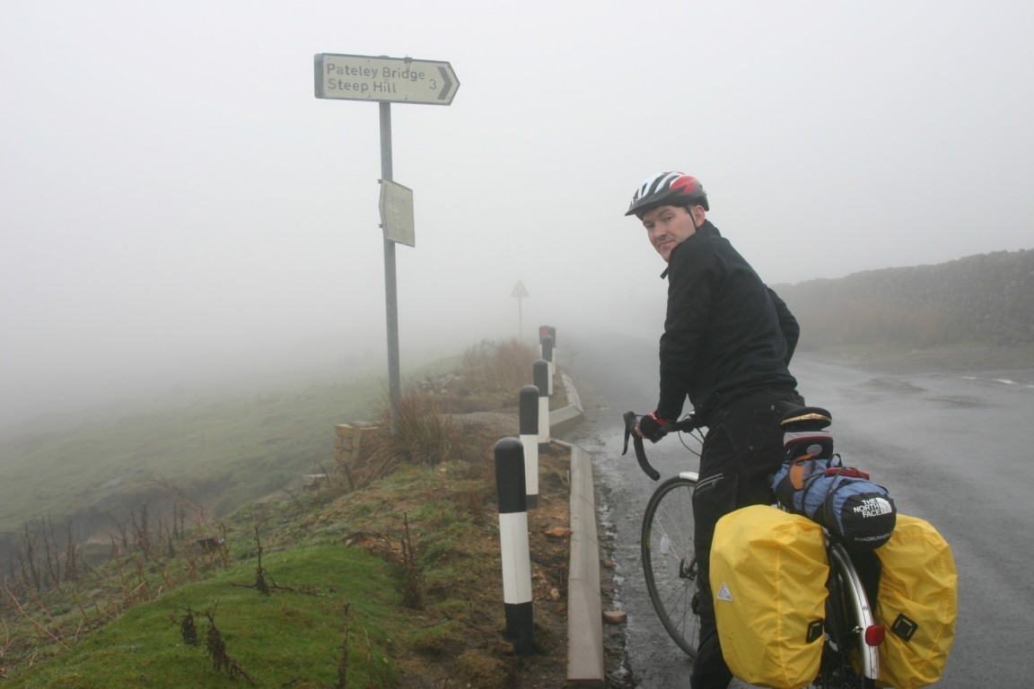 Will On Way To Pateley Bridge