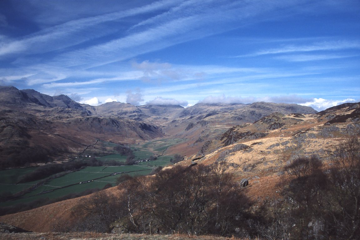 On Way Back To Seathwaite
