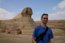 Nick And Great Sphynx, Giza