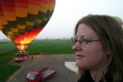 Debbie In Balloon, Luxor