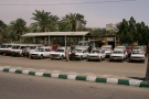 Typical Egyptian Taxis, Al Kharga Oasis
