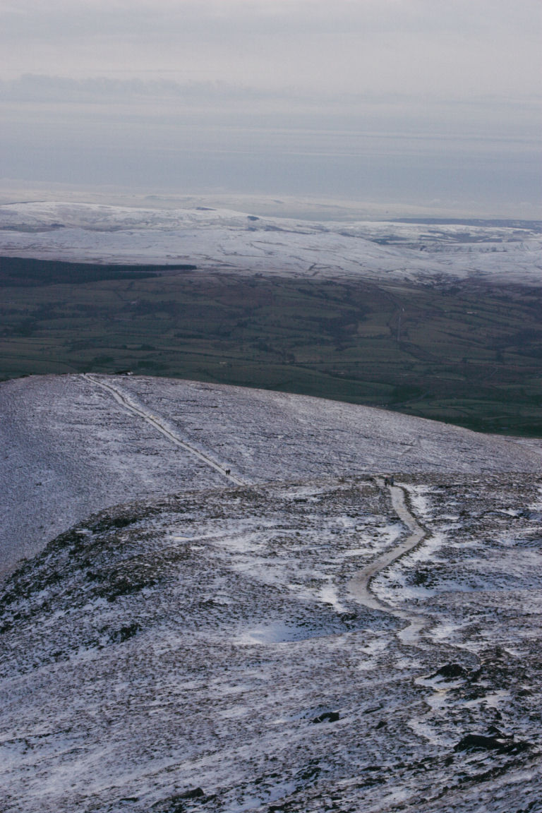 On Way Down Ingleborough