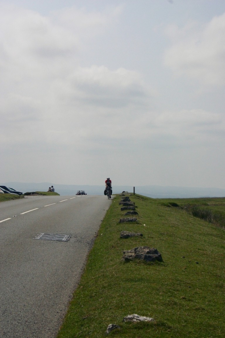 Will Ascending A Big Hill On Dartmoor