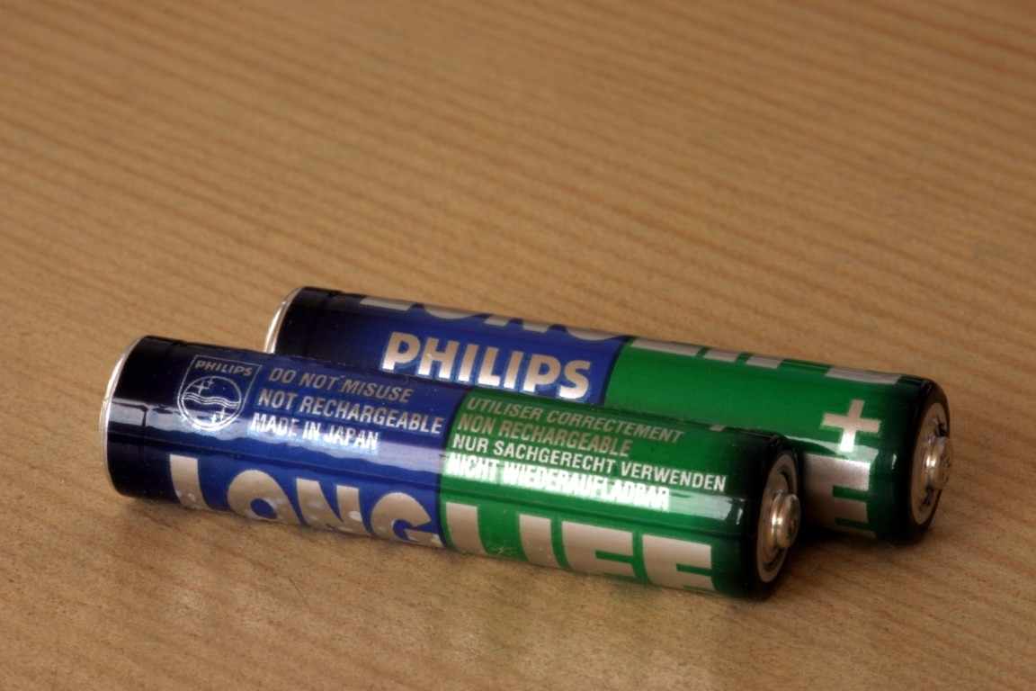 Batteries Have Strange Warnings On Them