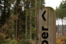 Sign, Kielder Water