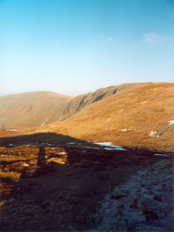 The Knott, above Hayeswater (under High Street)