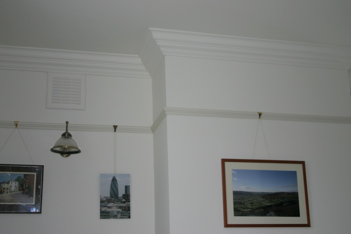 Coving And Picture Rail