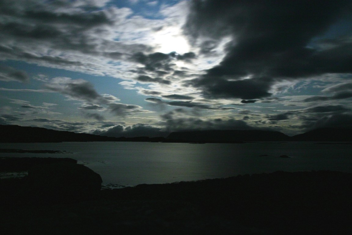 Moon And Clouds, Ulva