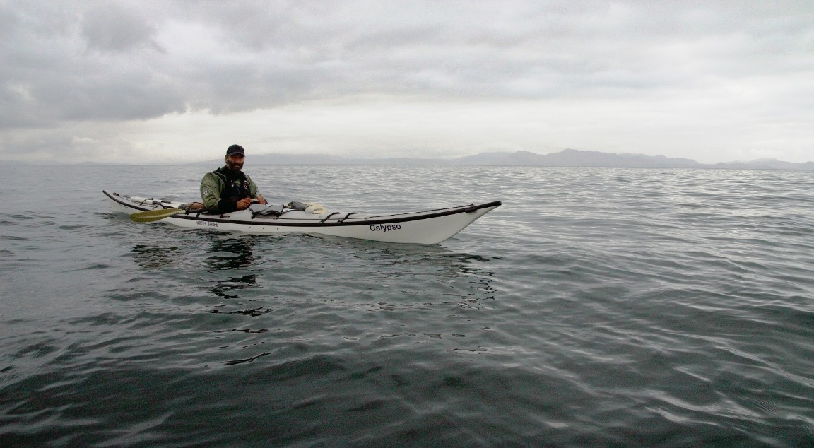 Tony, Off The West Of Eigg