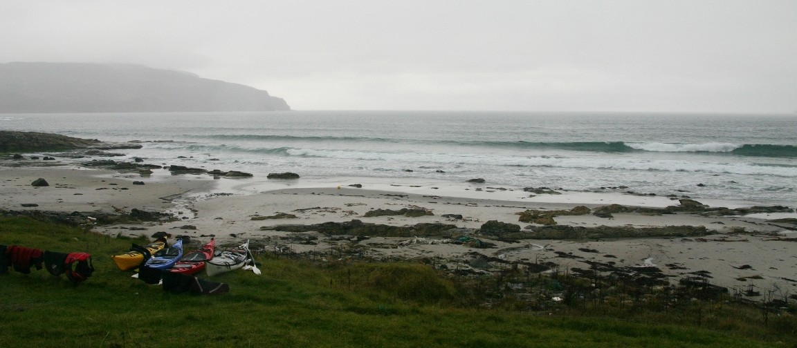 Singing Sands, North Eigg - Landing Was A Bit Of An Ordeal