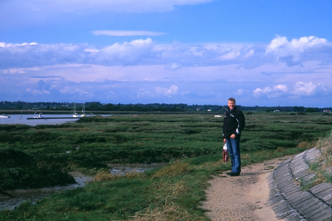 Nick On Mersea Island