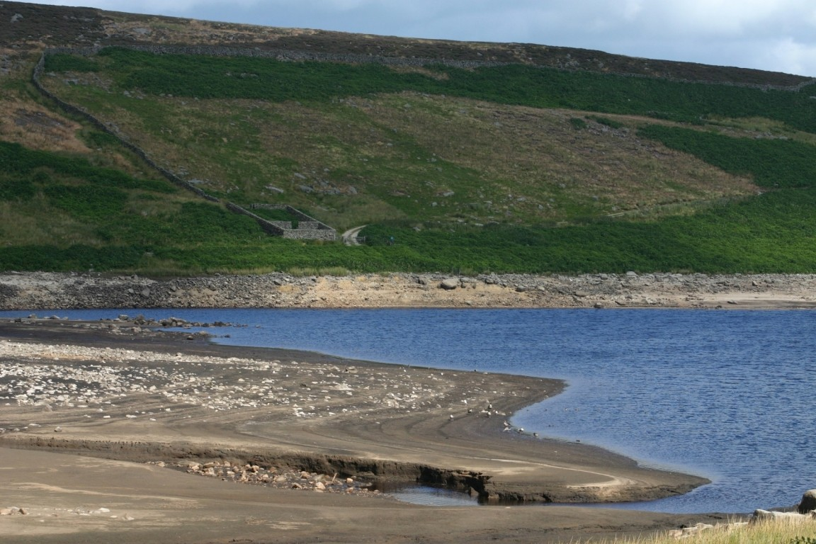 Grimwith Reservoir - Not Polarised
