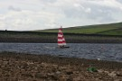 Boat On Grimwith Reservoir