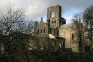 Kirkstall Abbey, January 2006