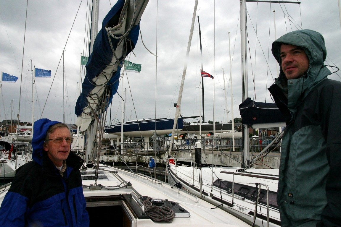 Robin And Luke, Cowes Yacht Haven