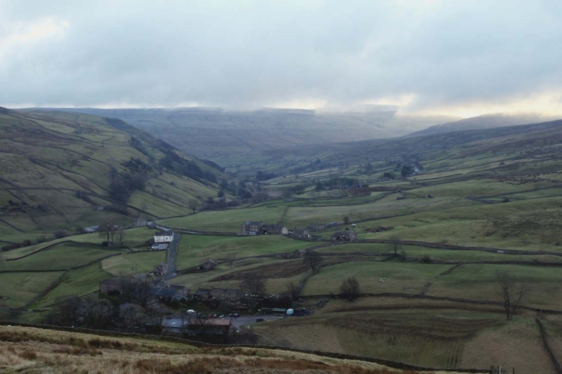 Black Moor, Near Swaledale