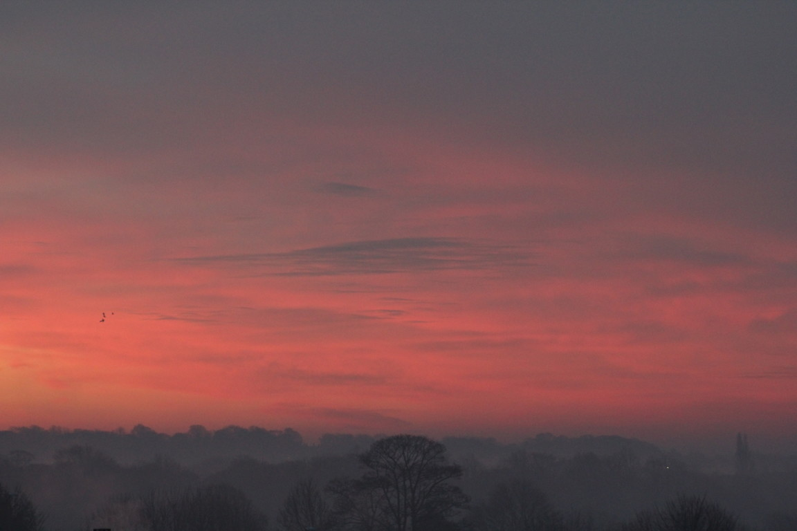 Guiseley Sunrise