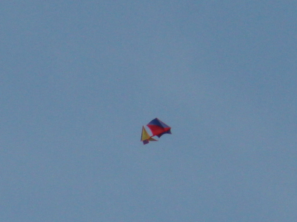 Unidentified Flying Object over Guiseley
