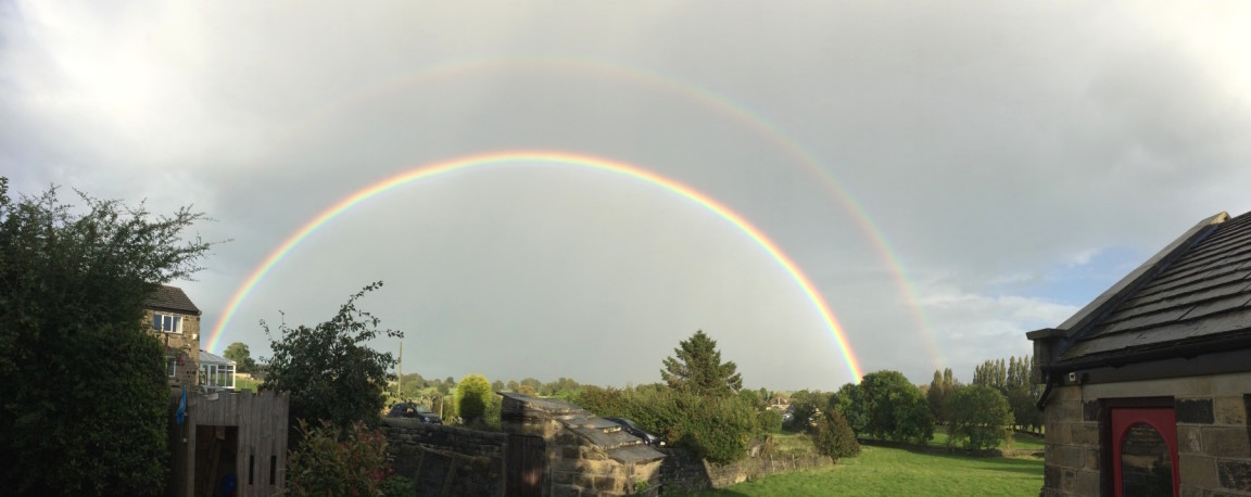 Double Rainbow, Guiseley