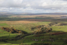 View from Simon's Seat, North Yorkshire