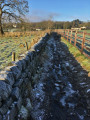 Frosty Footpath Near Guiseley