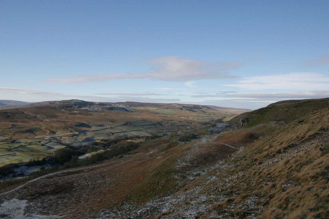 On Fremington Edge, Looking Into Arkengarthdale