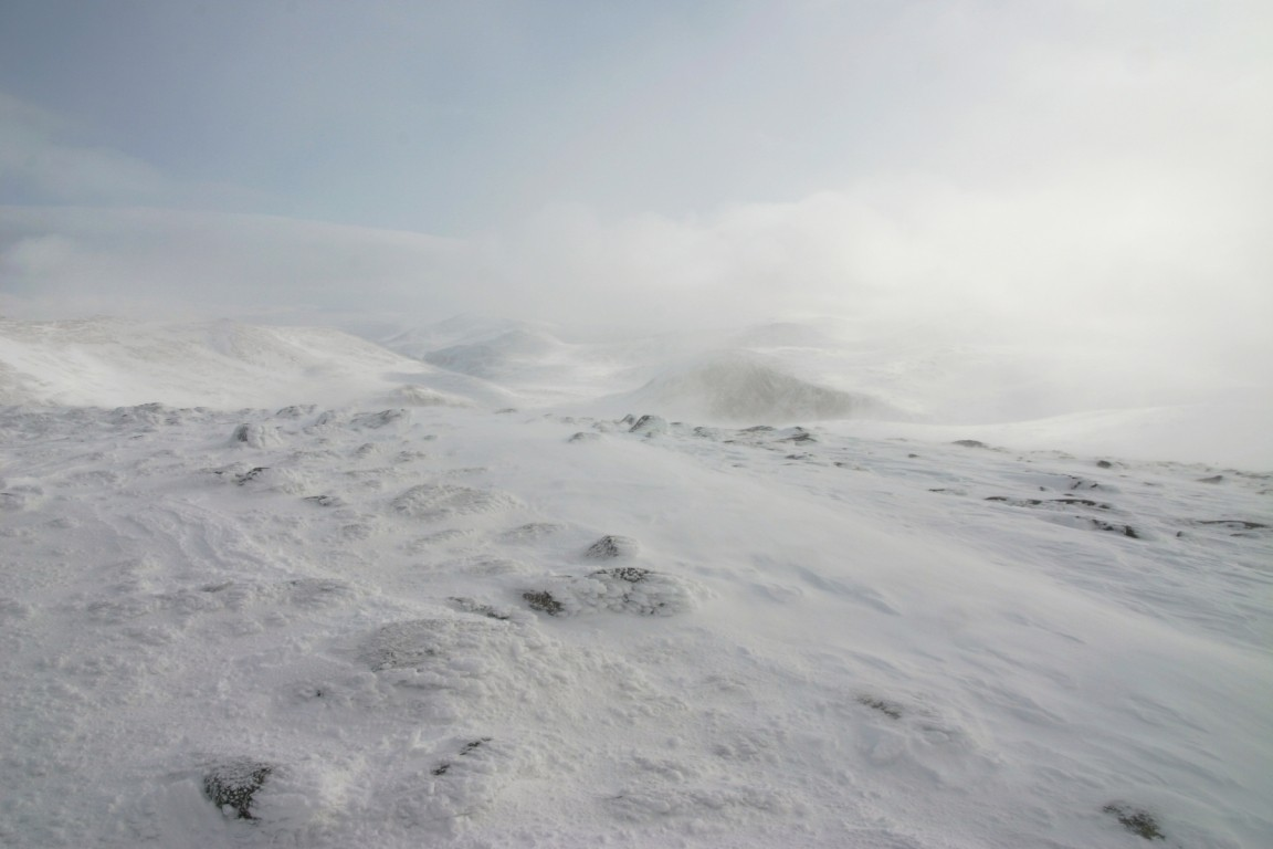 Better View On Way Up Cairn Gorm