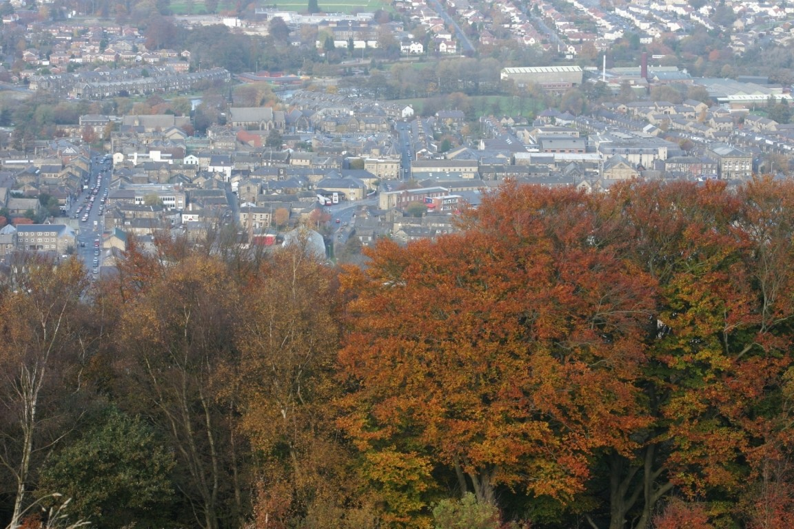 Otley From Chevin