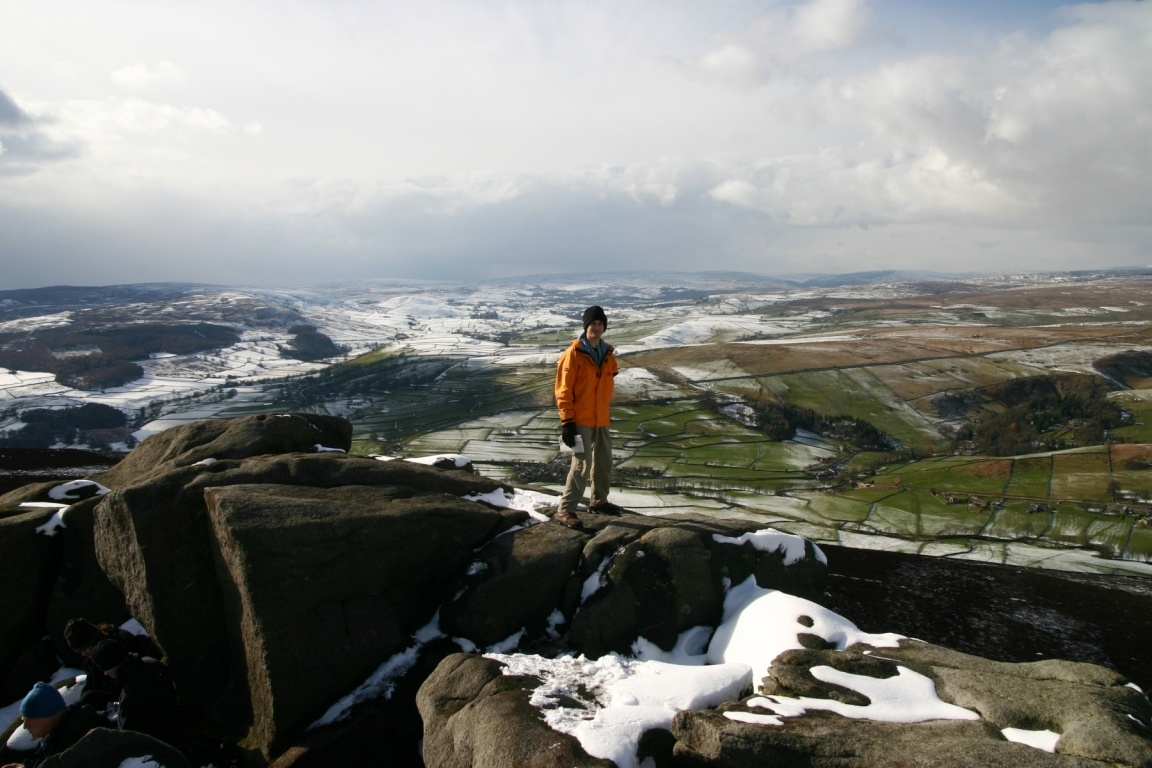 Nick On Simon's Seat