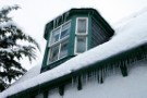 Icicles On Our Cottage, Ballater