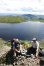 Will And Rich, Bottom Of Pavey Ark